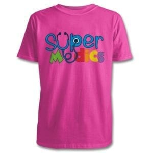 Super Medics Kids T-Shirt
