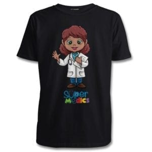 Super Medics Pippa Kids T-Shirt