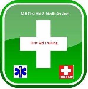 M B First Aid @ Medical Services