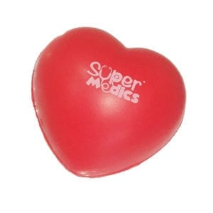 Super Medics Heart Squishy Toy